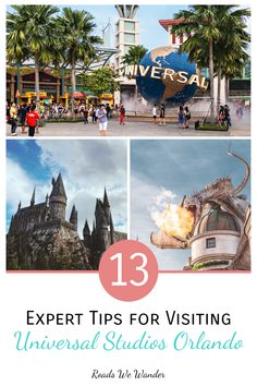 Get the most out of your time and money with these Universal Studios Orlando tips! Get tips on parking, The Wizarding World of Harry Potter, and more! #RoadsWeWander Universal Studios Orlando Parking, Disney Universal Studios, Universal Orlando, Visit Florida, Florida Travel, Travel Usa, Disney World Planning, Disney World Vacation, Orlando Theme Parks