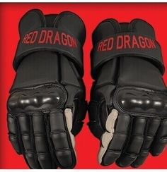 Red Dragon Hema Gloves - ID: in conjunction with the HEMA (Historical European Martial Arts) community these sparring gloves are Mma Gloves, Boxing Gloves, Hema Martial Arts, Dragon Rouge, Historical European Martial Arts, Sparring Gloves, Mma Fighting, Tactical Gloves, Martial