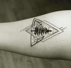 Best geometric tattoos