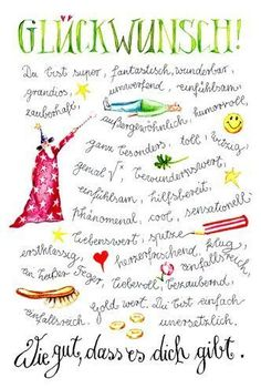 Auf dieser Webseite finden Sie Briefkarten und Grafiken verschiedener Künstler,... - Pin Meineschonste Frisur