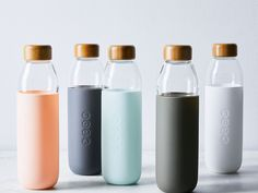 Water Bottles That Do So Much More Than Hold Your Water