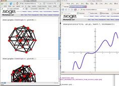 SageMath Open Source Free Software Students