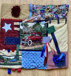Alzheimer Care, Dementia Care, Gifts For Dad, Fathers Day Gifts, Fidget Blankets, Fidget Quilt, Aging Parents, Elderly Care, Caregiver