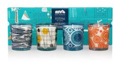 Mini Moderns Festival of Lights Gift Set on Packaging of the World - Creative Package Design Gallery