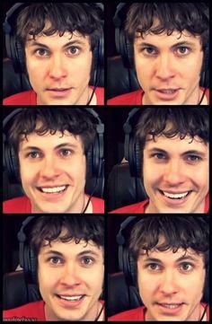 Guys with big brown eyes and dark hair are my weakness! Toby Turner, I Love Him, My Love, Big Brown Eyes, Happy Husband, Dark Hair, My Boyfriend, Role Models, My Idol