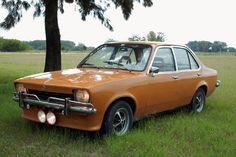 Historia del Opel K 180 (1974 - 1979)