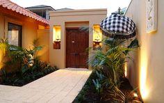 Bali Style Homes