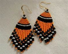 Halloween Native American Style Beaded from ...