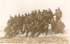 Miembros de la Compañía de Ingenieros 601.