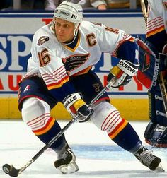 """""""Golden Brett"""" Hull leads the #NHL with 38 playoff powerplay goals. A true goal scoring machine. #stlblues"""