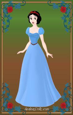 Snow White as Wendy
