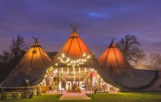 Tentipi manufacture giant hat Nordic kata tipis for weddings and events worldwide. We have been crafting Nordic tipis for over 25 years. Tipi Wedding, Marquee Wedding, Outside Wedding, Our Wedding, Dream Wedding, Nordic Wedding, Scandinavian Wedding, Alsace, Unusual Wedding Venues