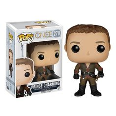 Once Upon a Time Prince Charming Pop! Vinyl Figure  (as of 2/9/2016)