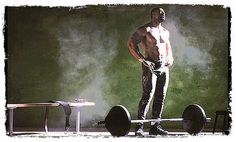 Barbell Complex – The Secret Behind Losing Fat Without Running