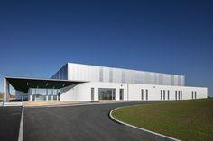Gallery of Gym Enoseis / ENO Architectes - 7