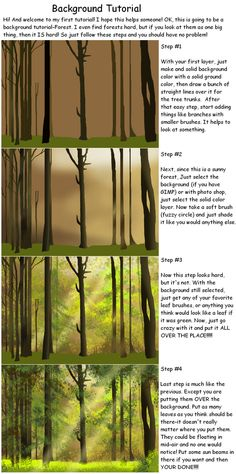 Yup. A tutorial. wow. lol. I've seen some tutorials about it... but, well, maybe mine own will be also a little help. Other tuts: Clouds tutorial_scrap Sky Tutorial____Part one Sky Tutorial____Part...