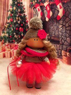 Куклы тыквоголовки ручной работы. Ярмарка Мастеров - ручная работа. Купить Кукла для интерьера. Handmade. Кукла ручной работы, фатин
