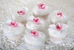 Unique Vanilla capcakes!