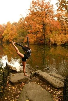 Once you've been a dancer... It forever flows through your body! ❤
