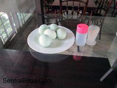 Telur Asin Khas #indonesia