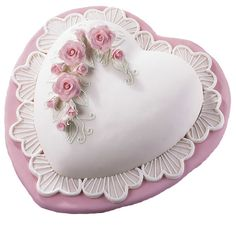 Find great ideas, recipes & all the supplies you'll need at wilton.com including Romantic Roses and Lace Cake.