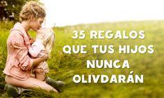 35Regalos que tus hijos nunca olvidarán