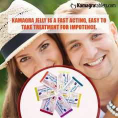 Kamagra Jelly is a fast acting, easy to take treatment for impotence.