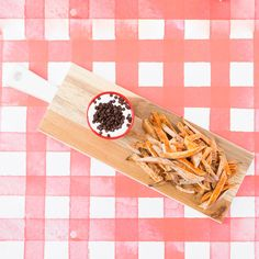 S'mores Sweet Potato Fries?! This easy + creative recipe is a must-make.