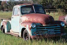 1953 Chevy 3100 Pickup Truck