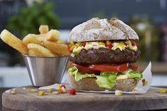 Down South hamburger