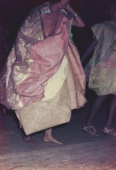 Parangolé by Hélio Oiticica, circa 1964