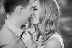 Natural Light Airy Engagement Photography Wilderness Southern California Relaxed Couple