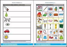MATERIALES - PRUEBAS DE EVALUACIÓN/ENTRENAMIENTO DEL LENGUAJE ORAL - SEMÁNTICA 3: Relaciones (complementariedad, causa-efecto, semejanzas y diferencias, opuestos, pertenencia a campos semánticos, análisis, síntesis, definición, descripción).  http://arasaac.org/materiales.php?id_material=1019