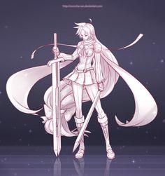 Prize: Fatima Arklight by omocha-san on deviantART