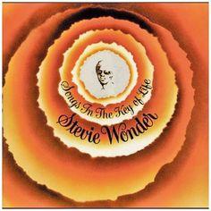 steve wonder album covers | Album Cover, Stevie Wonder Songs In The Key Of Life CD Cover, Stevie ...