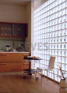 cucina.03 | Interiors | Gallery Gallery | Seves glassblock