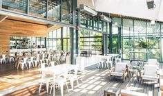 Host a private event at SHED. The large second-story space can be reconfigured for your needs, whether hosting a reception, sit-down dinner, or party.