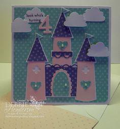 Debbie's Designs: Wednesday Wacky-Kaitlynn's 4th Birthday!