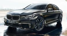 BMW Individual Spruces Up The M760Li xDrive V12