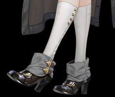 Anime Outfits, Mode Outfits, Lolita Shoes, Fashion Shoes, Fashion Outfits, Drawing Clothes, Character Outfits, Character Design Inspiration, Lolita Fashion