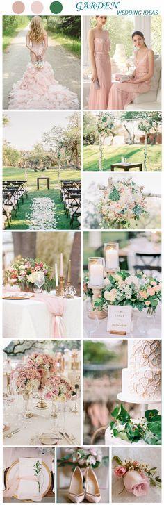Blush-and-Pink-Inspired-2017-Garden-Wedding-Decorations-Ideas