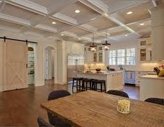 Image result for dining table reclaimed wood Kitchen Door Designs, Kitchen Doors, Kitchen Design, Green Front Doors, Painted Front Doors, Front Door Design, Front Door Decor, Cottage Doors Interior, Wooden Double Doors