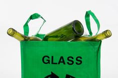 Only 28% of the glass Americans buy gets recycled. Find out how to increase that number! From @1-800-RECYCLING.com