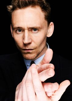 I can't get enough of this man....Tom Hiddleston