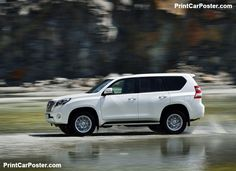 New Toyota 2014 Land Cruiser Land Cruiser Interior, Lexus Gx 460, Mercedes Benz Maybach, Toyota Land Cruiser Prado, Car Posters, Poster Poster, Automotive News, Cars