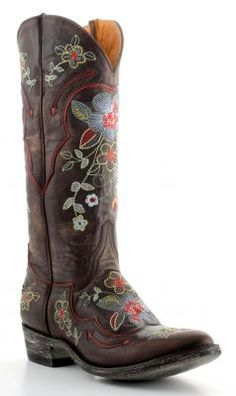 Bonnie boot by Old Gringo!  We have em!!!