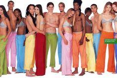 Benetton - Sugestão de sessão fotográfica. #friends #amigos #sessao grupo #colors