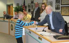 Michigan boy, 8, raises $27K to help fellow students pay for lunch