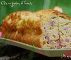 Recipe Cake au jambon et au boursin by learn to make this recipe easily in your kitchen machine and discover other Thermomix recipes in Entrées. Casserole Recipes, Soup Recipes, Tapas, Pizza Cake, Cake Factory, Healthy Crockpot Recipes, Entrees, Brunch, Food And Drink