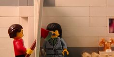 The Shining | 13 Classic Film Scenes Meticulously Recreated In Lego